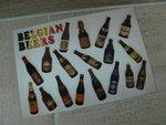 postcard Belgium
