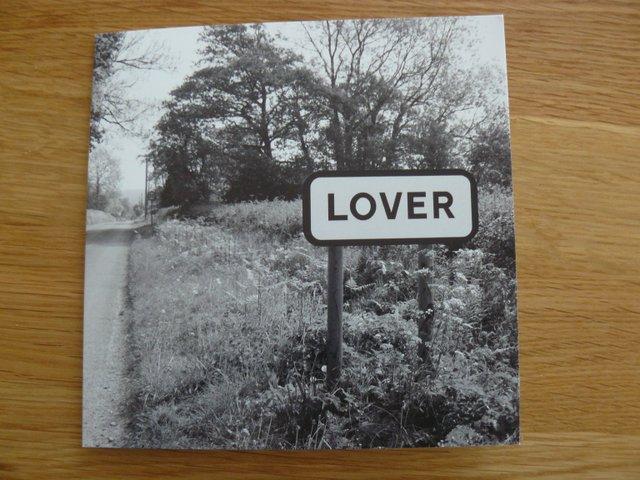 postcard village Lover in the UK