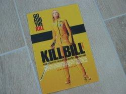 postcard movie Kill Bill