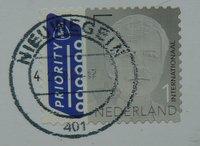 postage stamp Netherlands