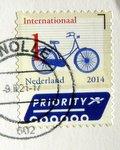 stamp Netherlands PostNL