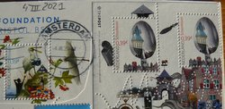 stamp Netherlands TPG Post
