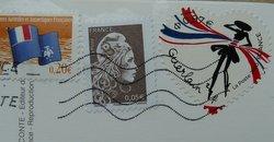 stamps france la poste