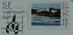 finnish postage stamps