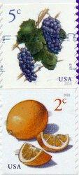 fruit stamps usa