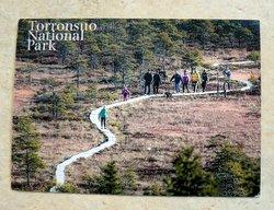 Torronsuo National Park postcard Finland