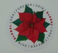 U.S. Global postage stamp