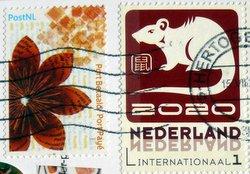 postage stamps Netherlands